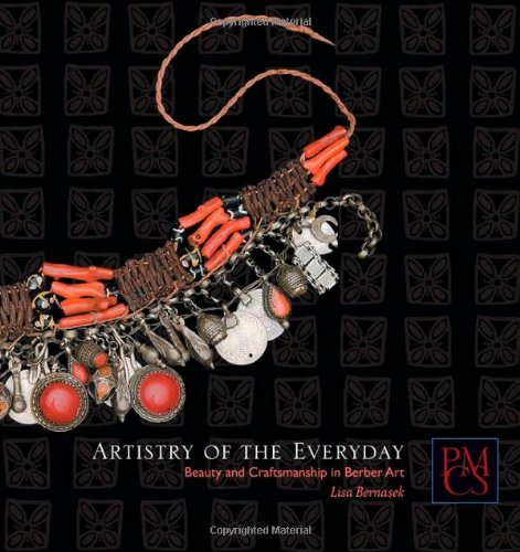 9780873654050: Artistry of the Everyday: Beauty and Craftsmanship in Berber Art (Peabody Museum Collections Series)