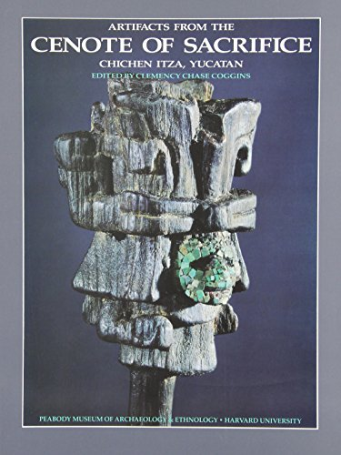9780873656948: Volume 10: Artifacts from the Cenote of Sacrifice, Chichen Itza, Yucatan: Textiles, Basketry, Stone, Bone, Shell, Ceramics, Wood, Copal, Rubber, other ... Remains (Peabody Museum Memoirs) (Volume 3)