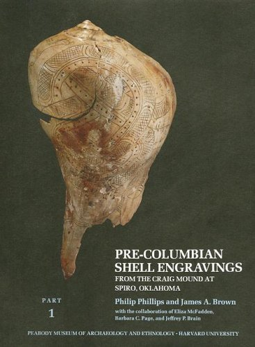 9780873657952: Pre-Columbian Shell Engravings from the Craig Mound at Spiro, Oklahoma, Part 1