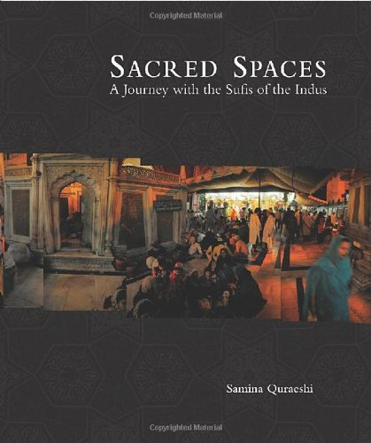 9780873658591: Sacred Spaces: A Journey with the Sufis of the Indus (Peabody Museum)