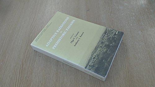 9780873659055: Adaptive Radiations in Prehistoric Panama (Peabody Museum Monographs No. 5)