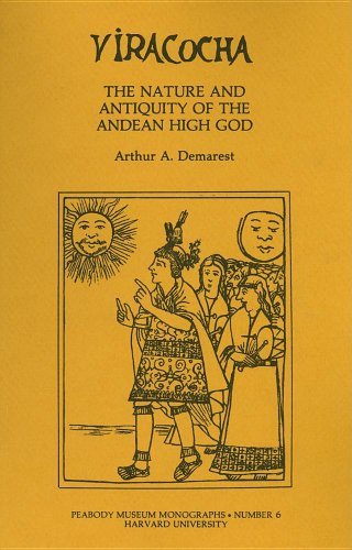 9780873659062: Viracocha: The Nature and Antiquity of the Andean High God
