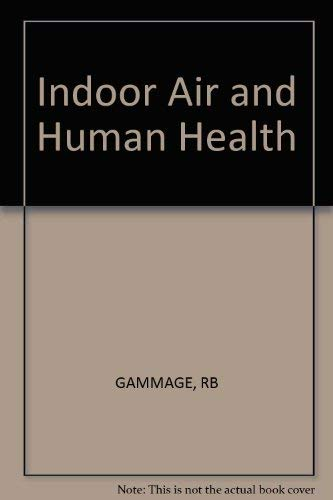 9780873710060: Indoor Air and Human Health
