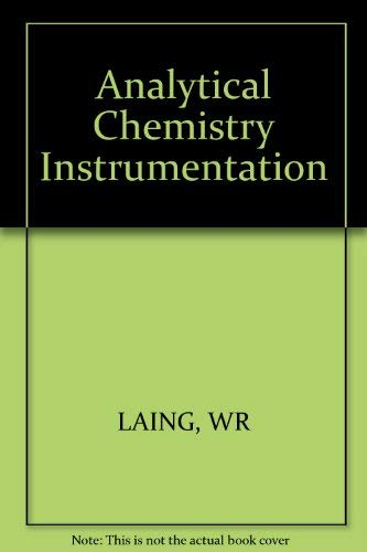 Analytical Chemistry: Laing