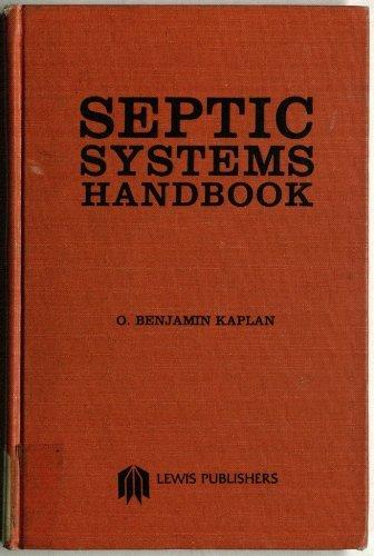 Septic Sys Hdbk: O. Benjamin Kaplan
