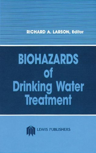 9780873711104: Biohazards of Drinking Water Treatment