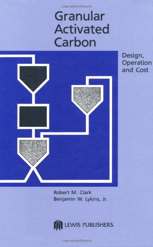 9780873711142: Granular Activated Carbon: Design, Operation and Cost