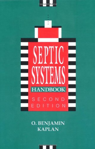 Septic Systems Handbook, Second Edition: Kaplan, O. Benjamin