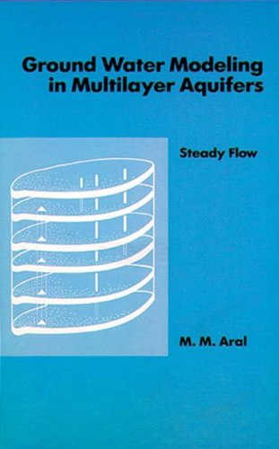 9780873713047: Ground Water Modeling in Multilayer Aquifers: Steady Flow: Steady Flow.: Incl. 1 5.25 In. Diskette for IBM Pcs and Compatibles: Steady Flow Vol 1