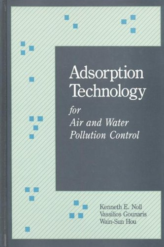 9780873713405: Adsorption Technology for Air and Water Pollution Control