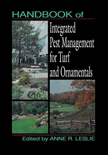 9780873713504: Handbook of Integrated Pest Management for Turf and Ornamentals