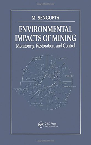 9780873714419: Environmental Impacts of Mining Monitoring, Restoration, and Control