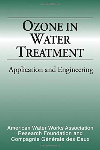 9780873714747: Ozone in Water Treatment. Application and Engineering
