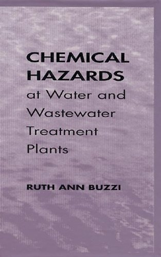 9780873714914: Chemical Hazards at Water and Wastewater Treatment Plants