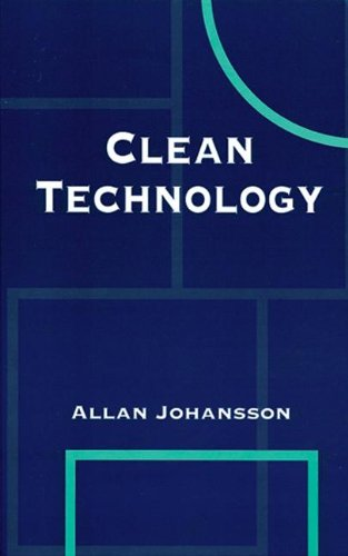 Clean Technology: Johansson, Allan