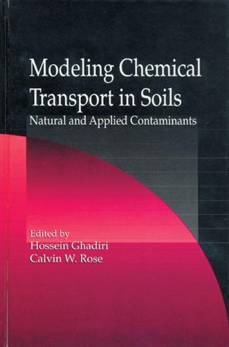 9780873717472: Modeling Chemical Transport in Soils: Natural and Applied Contaminants