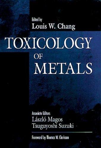 9780873718035: Toxicology of Metals, Volume I