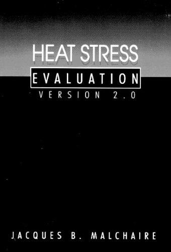 9780873718479: Heat Stress EvaluationVersion 2.0