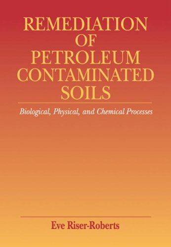 9780873718585: Remediation of Petroleum Contaminated Soils: Biological, Physical, and Chemical Processes