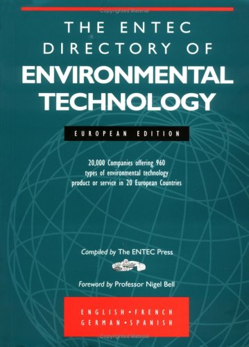 Entec Directory of Environmental Technology