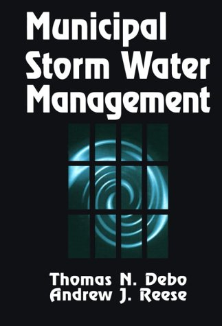 9780873719810: Municipal Stormwater Management, Second Edition