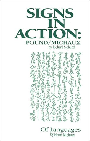 9780873760577: Signs in Action: Pound/Michaux : Of Languages