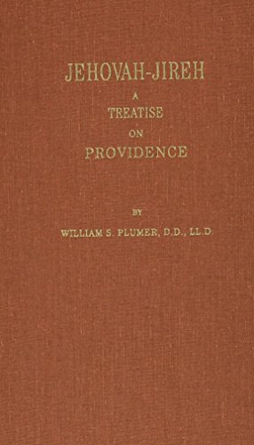 9780873771863: Jehovah-Jireh: A Treatise on Providence