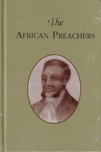 9780873779135: The African Preachers