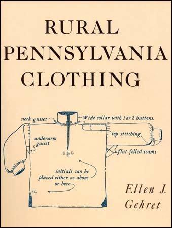 9780873871051: Rural Pennsylvania Clothing