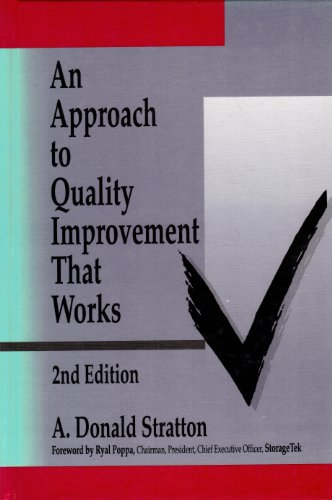An Approach to Quality Improvement That Works