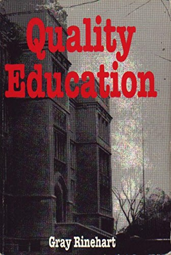 9780873891844: Quality Education: Applying the Philosophy of Dr. W. Edwards Deming to Transform the Educational System