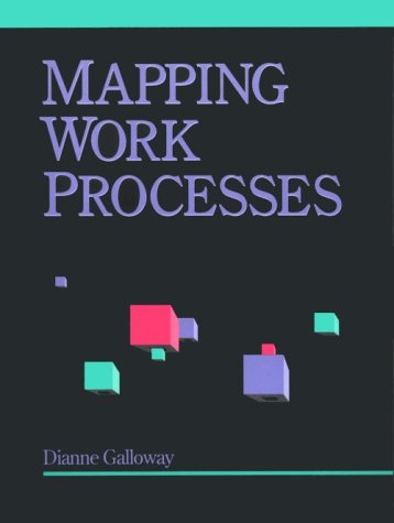 9780873892667: Mapping Work Processes