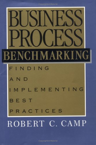 9780873892964: Business Process Benchmarking (The Asqc Total Quality Management)