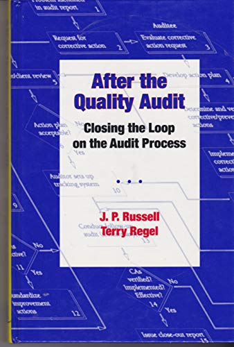 9780873893657: After the Quality Audit: Closing the Loop on the Audit Process