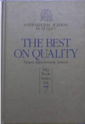 9780873893688: The Best on Quality, Vol. 7