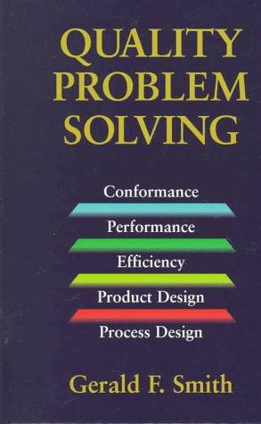 9780873893947: Quality Problem Solving