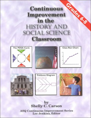 9780873894333: Continuous Improvement in the History and Social Science Classroom