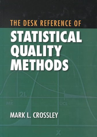 9780873894722: The Desk Reference of Statistical Quality Methods