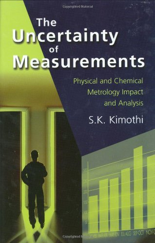 9780873895354: The Uncertainty of Measurements: Physical and Chemical Metrology and Analysis