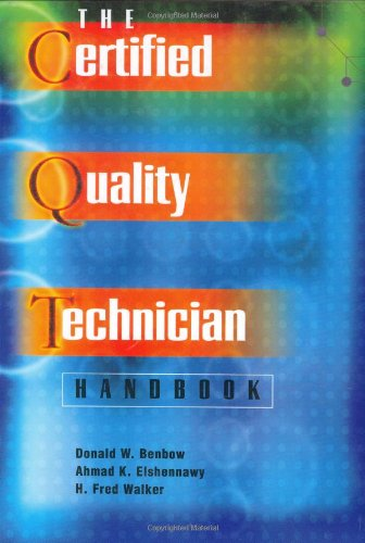 9780873895583: The Certified Quality Technician Handbook