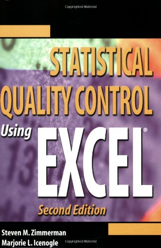 9780873895668: Statistical Quality Control Using Excel