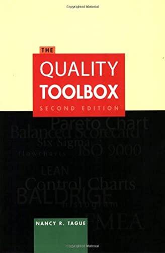 9780873896399: Quality Toolbox