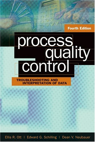 9780873896559: Process Quality Control: Troubleshooting And Interpretation of Data