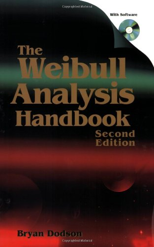 9780873896672: The Weibull Analysis Handbook, Second Ed