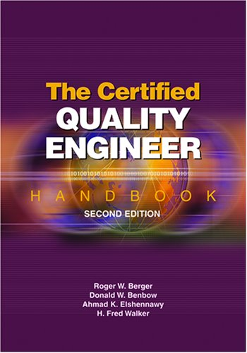 9780873897006: The Certified Quality Engineer Handbook, Second Edition