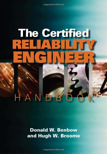 9780873897211: The Certified Reliability Engineer Handbook