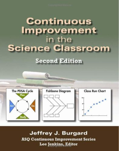 9780873897563: Continuous Improvement in the Science Classroom, Second Edition