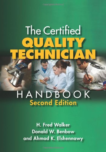 9780873898355: The Certified Quality Technician Handbook, Second Edition