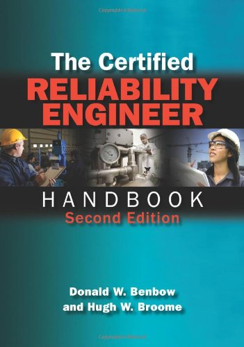 9780873898379: The Certified Reliability Engineer Handbook, Second Edition