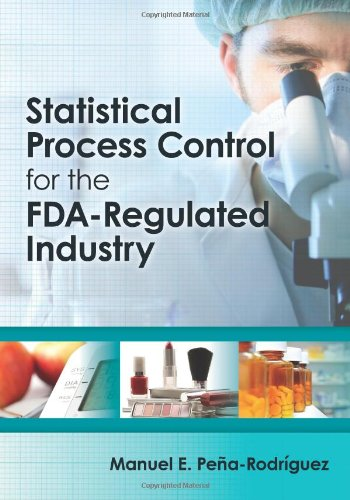 9780873898522: Statistical Process Control for the FDA-Regulated Industry